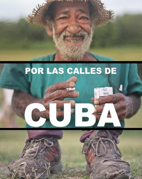 POR LAS CALLES DE CUBA