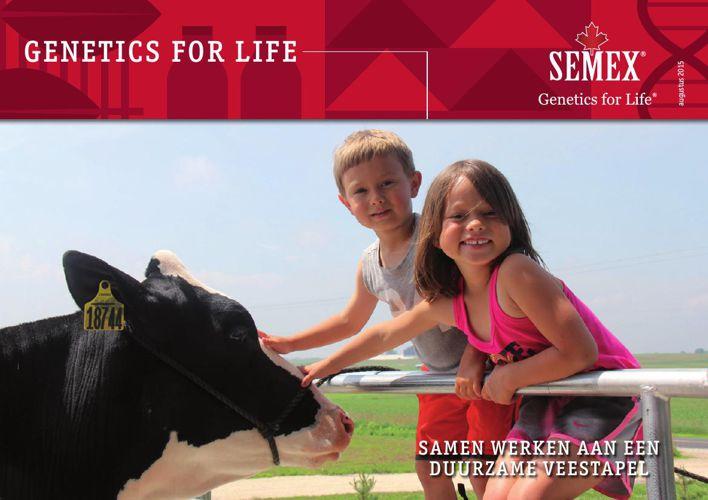 Semex nieuwsbrief Nederland augustus 2015
