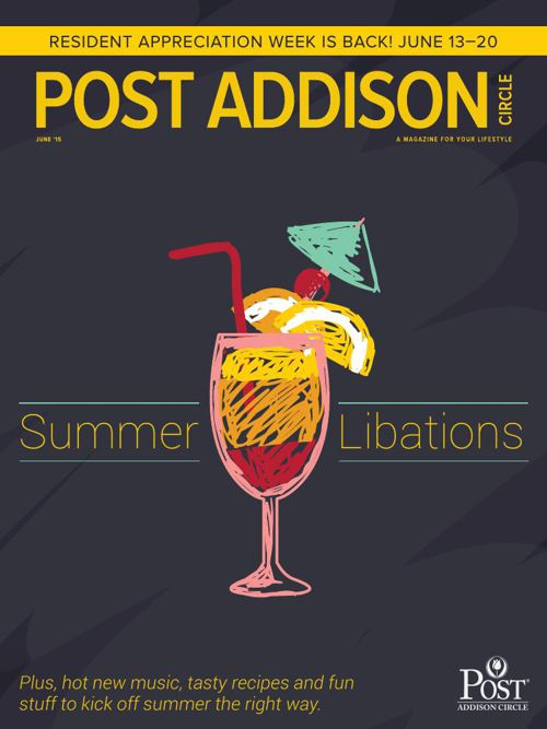 Post Addison Circle June 2015 Newsletter