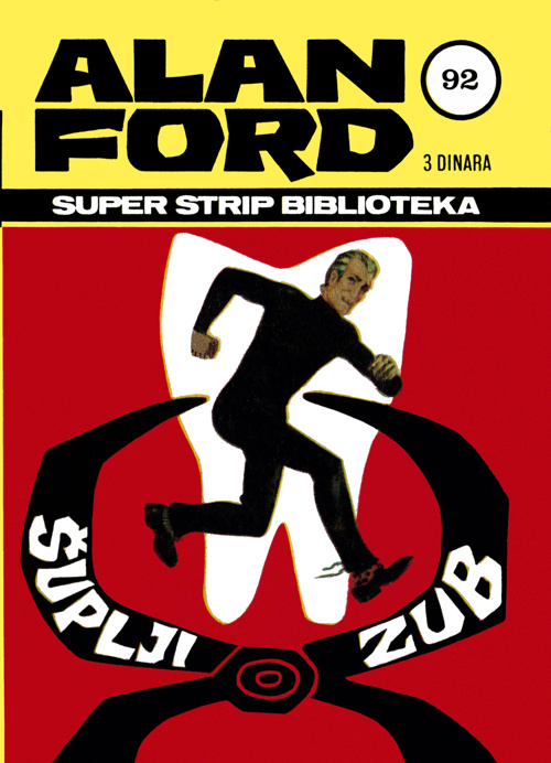 Alan Ford - Suplji zub