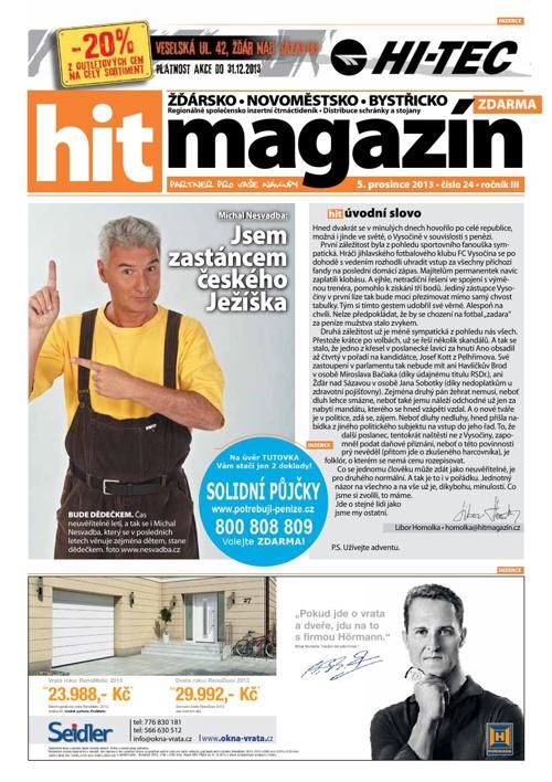 Hit magazín č.24 2013