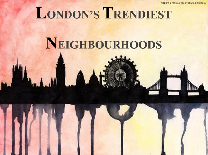 London Neighbourhoods