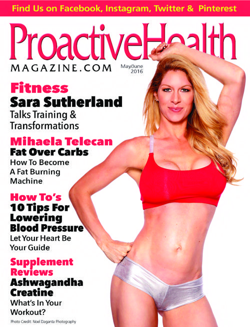 Proactive Health Magazine_May/June_2016
