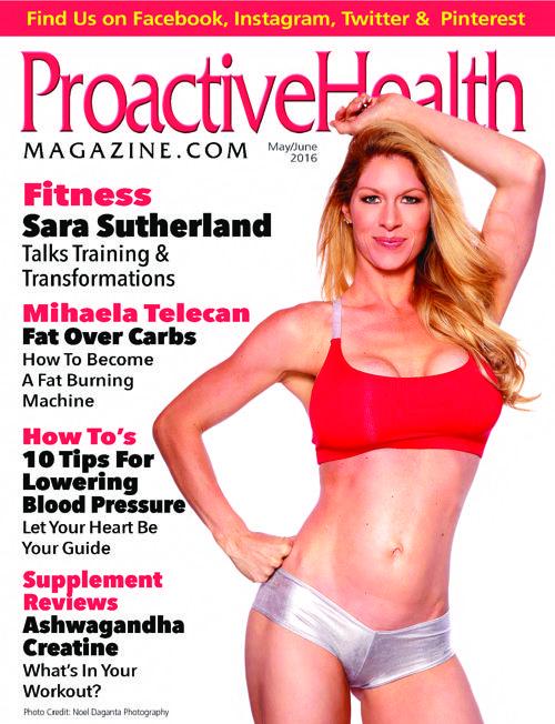 Proactive Health Magazine_May/June_2016