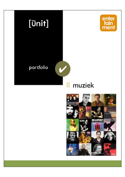 Muziek - overview