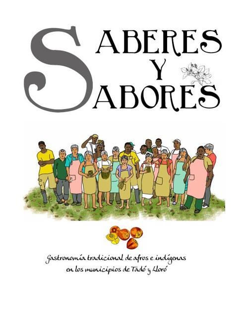 Cartilla Saberes y Sabores