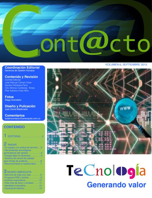 Boletín Cont@cto