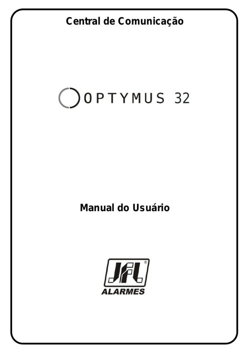 Central Comunicação Optymus 32