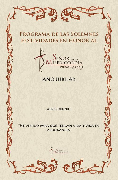 programa 2015 individual