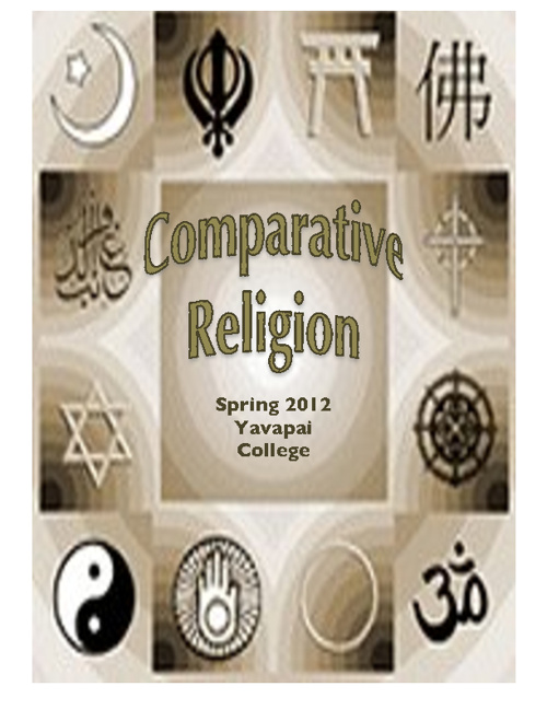 Comparative Religion Spring 2012 Yavapai College