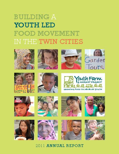 YFMP 2011 Annual Report