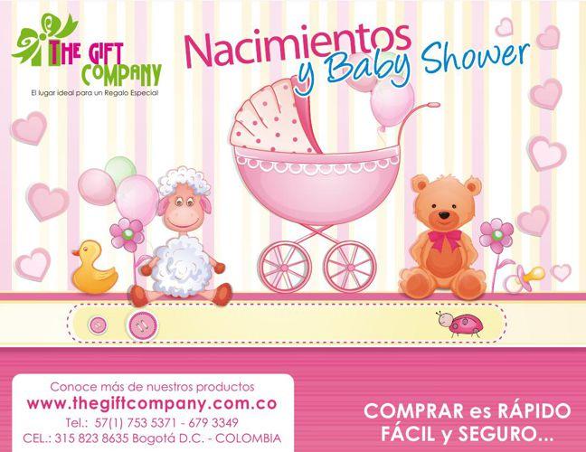 Catalogo Nacimiento y Baby Shower