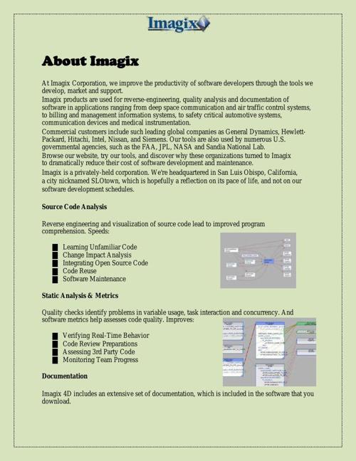 Imagix.com
