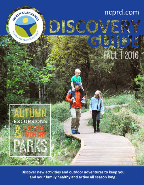 Fall 2016 Discovery Guide