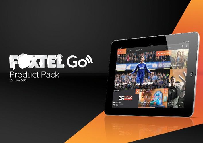 Foxtel go product