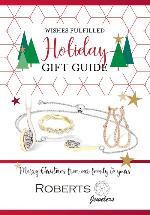 Roberts Jewelers Holiday Gift Guide 2017