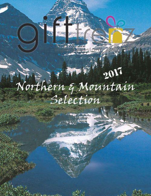 Gift Trenz Northern & Mountain 2017 Catalog