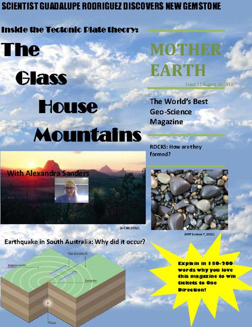 Geology eMagazine