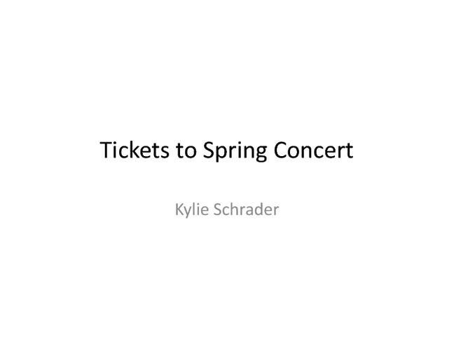 Kylie Schrader