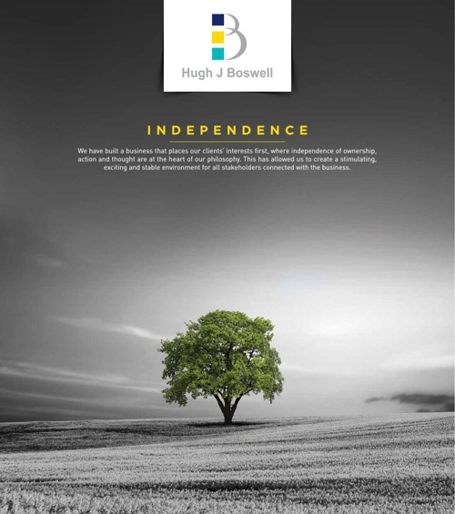 Independence, Innovation and Trust
