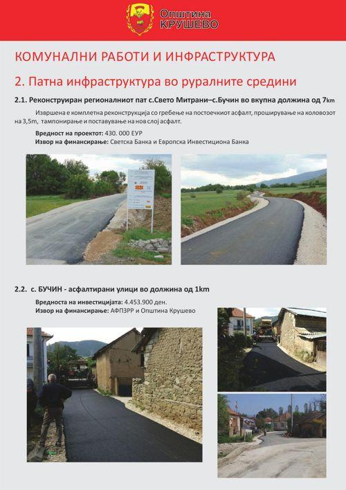Комунални работи и инфраструктура 3