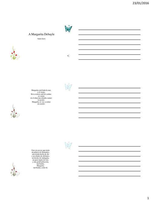 A Margarita Debayle con pdf 3 documento