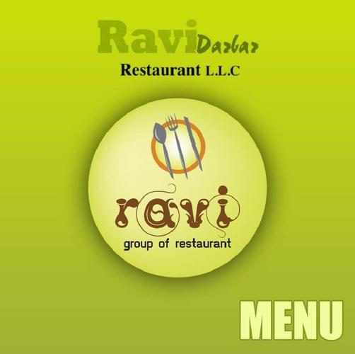 Ravi Menu
