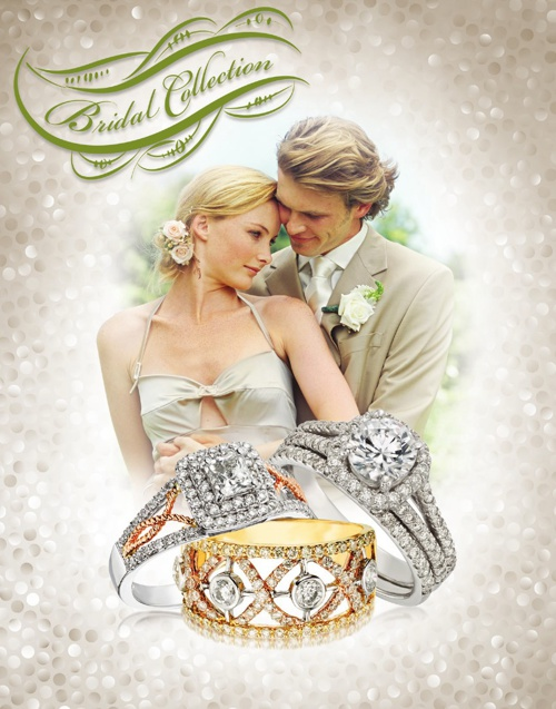 The Jewelry Shop Bridal Collection
