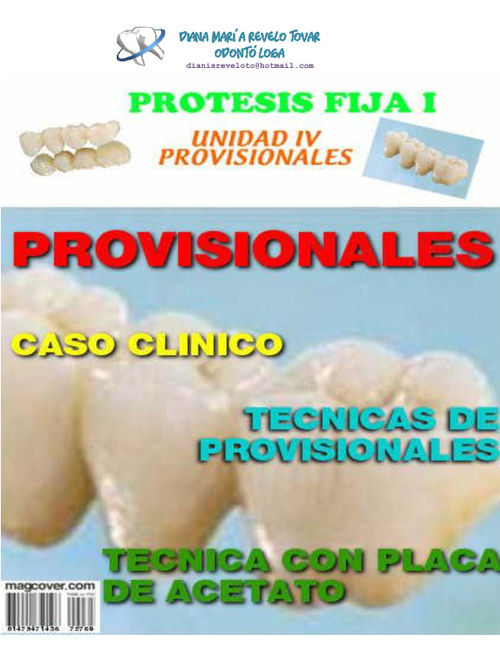 revista provisionales