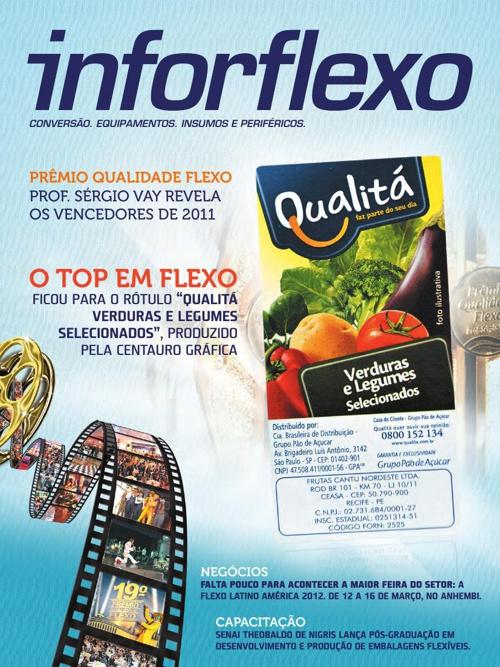Revista Inforflexo Edições 2012