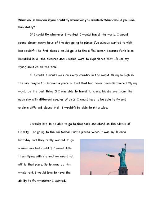 Journal 1: Teirra Murray