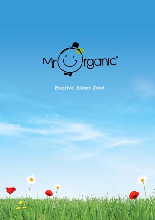 Mr. Organic