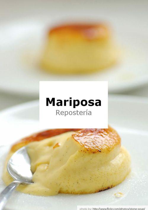 Mariposa Reposteria