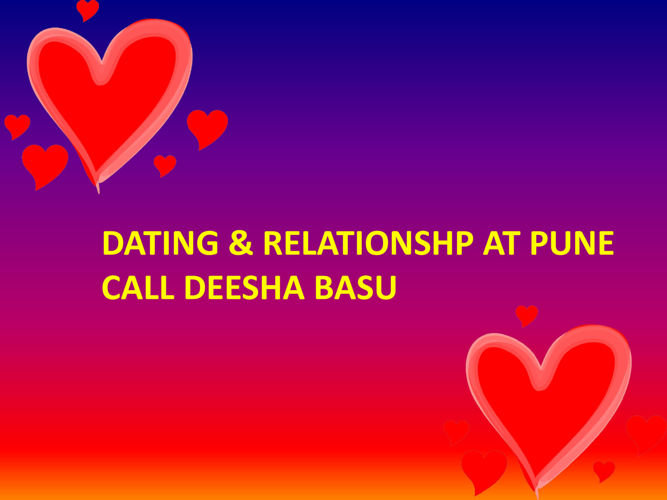 pune dating services Dessha basu