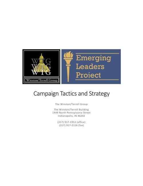 Emerging Leaders 2016