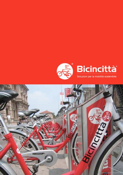 Biciincittà - Bike Sharing a Pisa