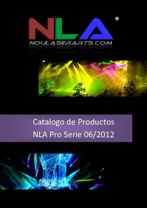 Catalogo NLA 2012