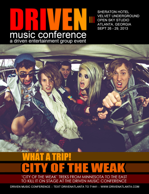 Driven Music Conference Atlanta Sept 2013 Program Guide
