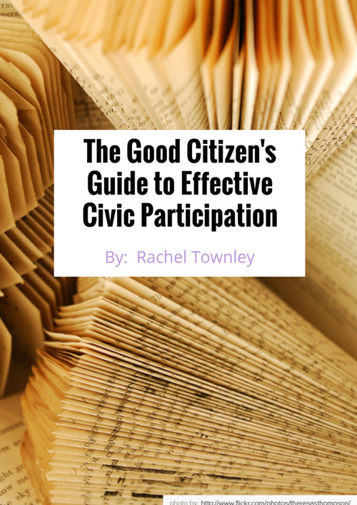 The Good Citizen's Guide to Effective Civic Participation