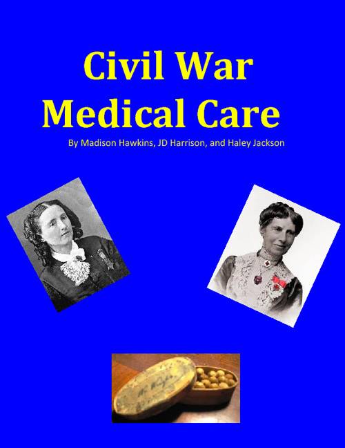 Civil War Medical Care