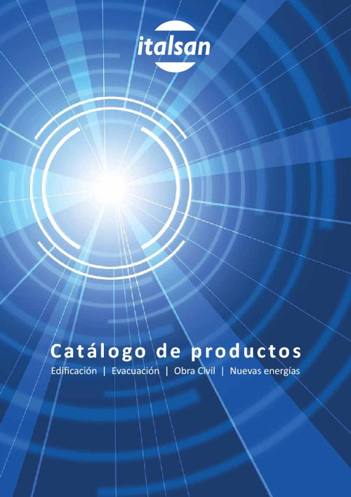 Catálogo Productos ITALSAN 2012