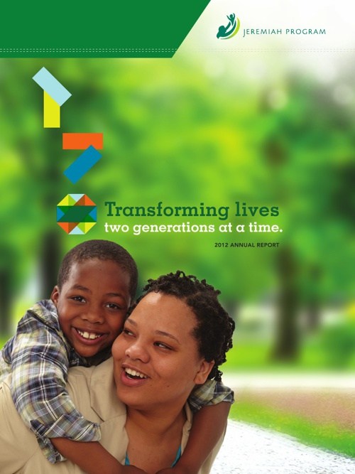 Jeremiah Program 2012 Annual Report
