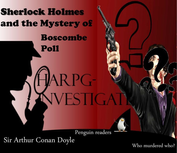 Sherlock Holmes and the Mystery of Boscombe Pool 1