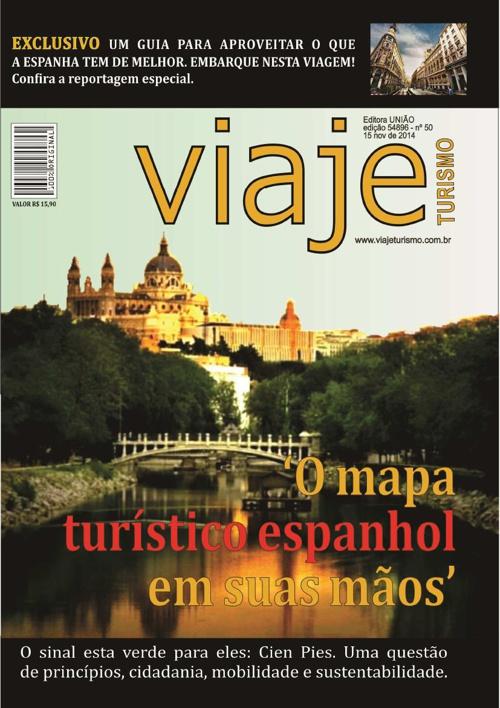 Revista Viaje Turismo - Espanha