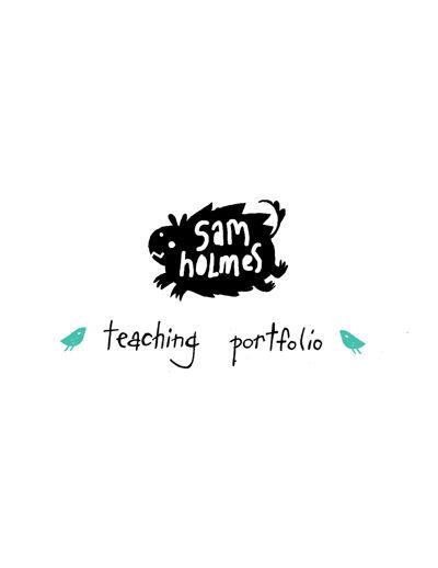 SamHolmesTeachingPortfolio