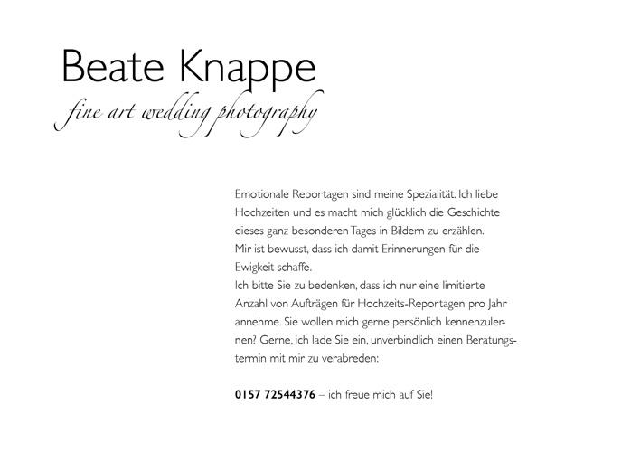 Copy of Preisliste Hochzeit