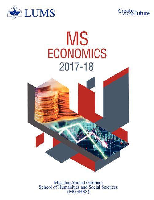 MS Economics - Curved TR 1