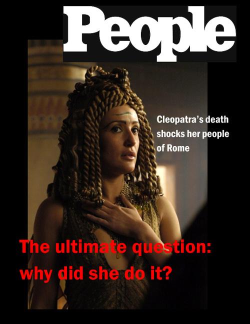 Cleopatra - Rice, Taylor