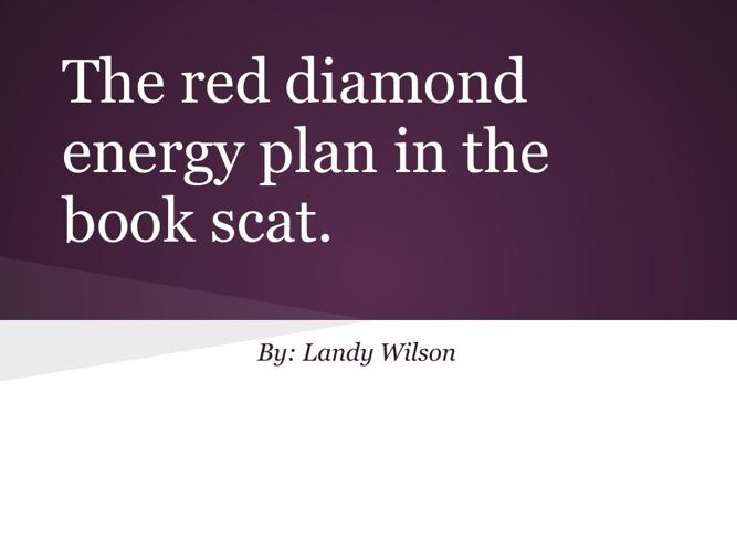 Red Diamond