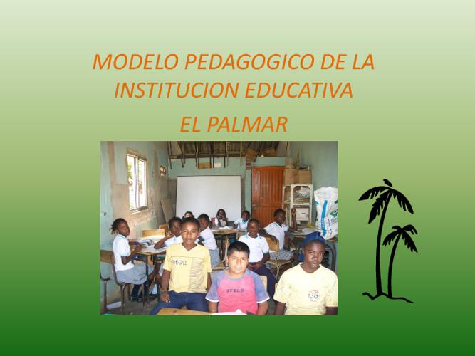 """Dimensiones del Desarrollo Humano - Institución Educativa el """"PA"""